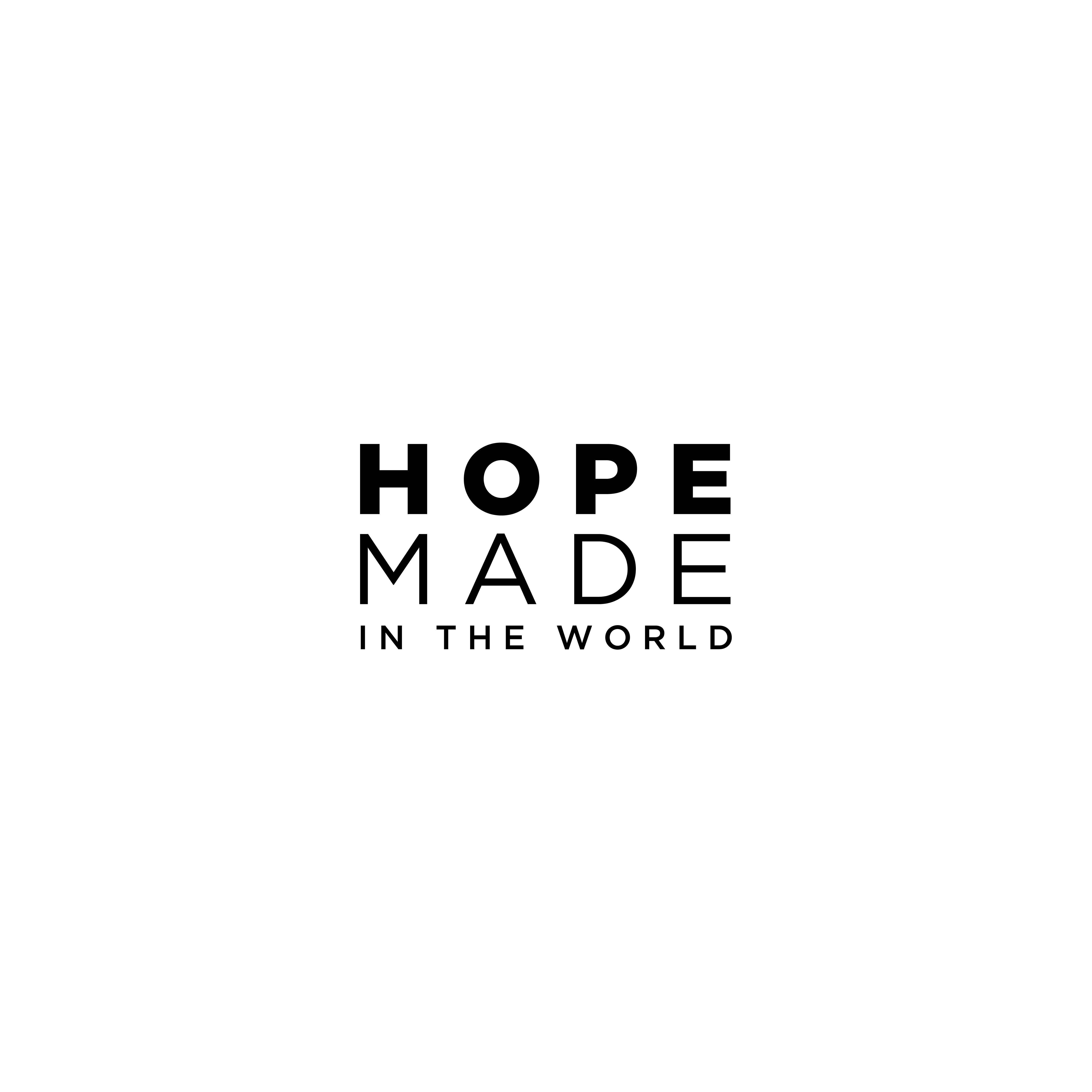 Organic fair trade and sustainable clothing hope made in the world